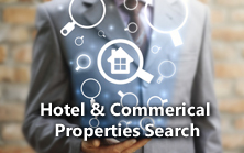 Hotel & Commercial Property Search
